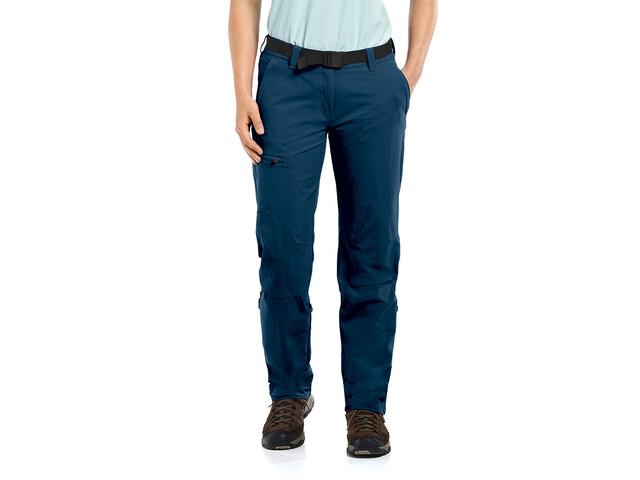 Maier Sports Lulaka Spodnie z podwijanymi nogawkami Kobiety, aviator